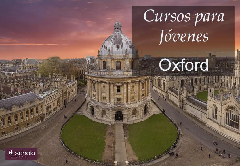Cursos para Jóvenes – Oxford y Cardiff