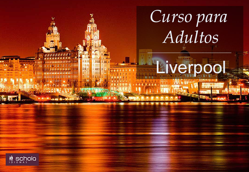 Cursos para Adultos – Liverpool