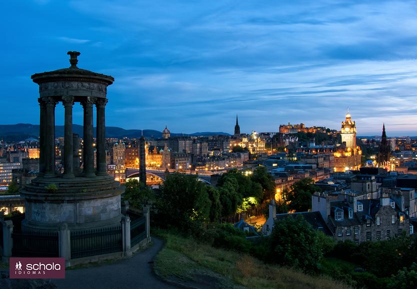 Los 5 'imperdibles' de Edimburgo