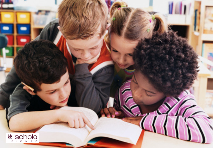 ¿Por qué aprender Inglés en edad infantil?