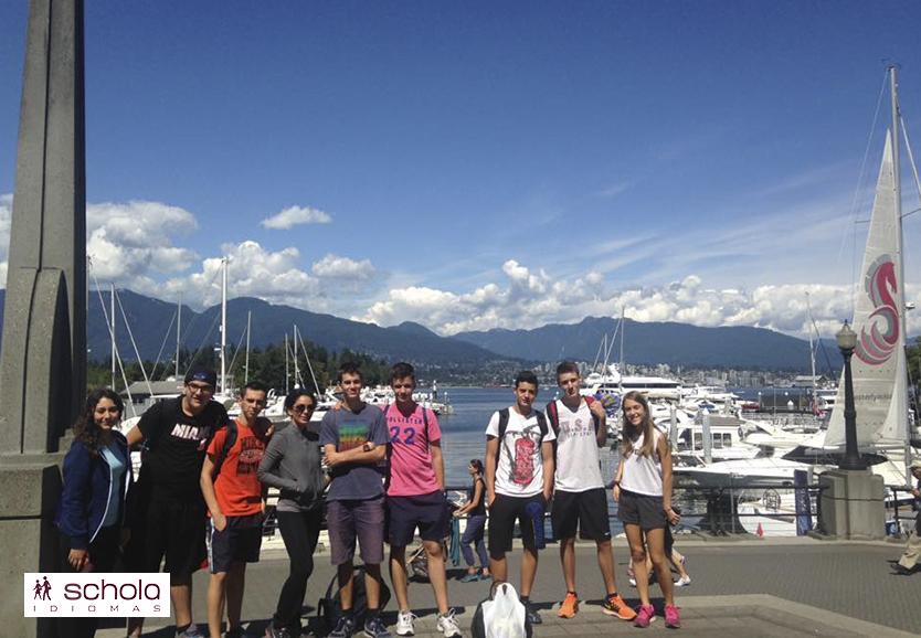 Cursos para Adultos – Vancouver