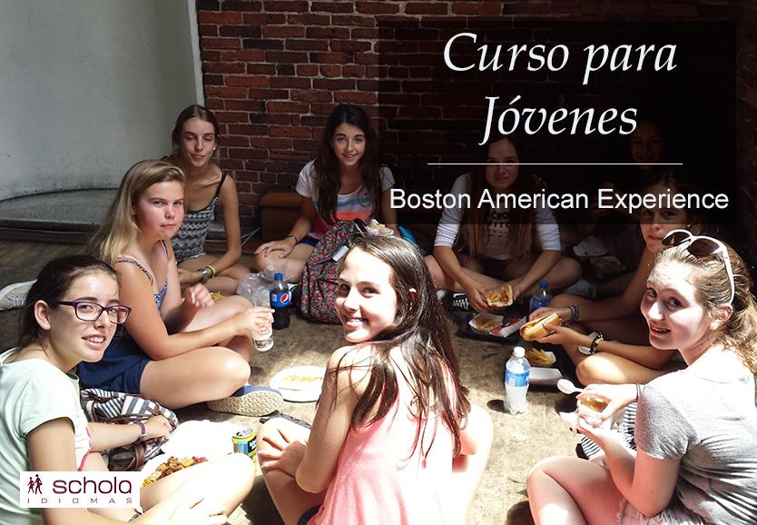 Cursos para Jóvenes – Boston American Experience