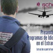 Presentación Cursos de Idiomas en el Extranjero2018 en Ciudad Real