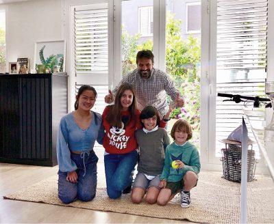 Mi experiencia como familia de acogida