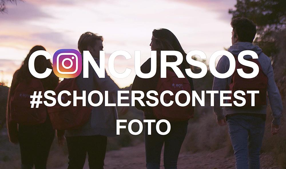 Concurso de foto para #Scholers 2018