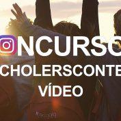 Concurso de vídeo para #Scholers 2018