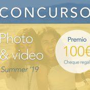 Concursos #scholers de foto y video – Summer 2019
