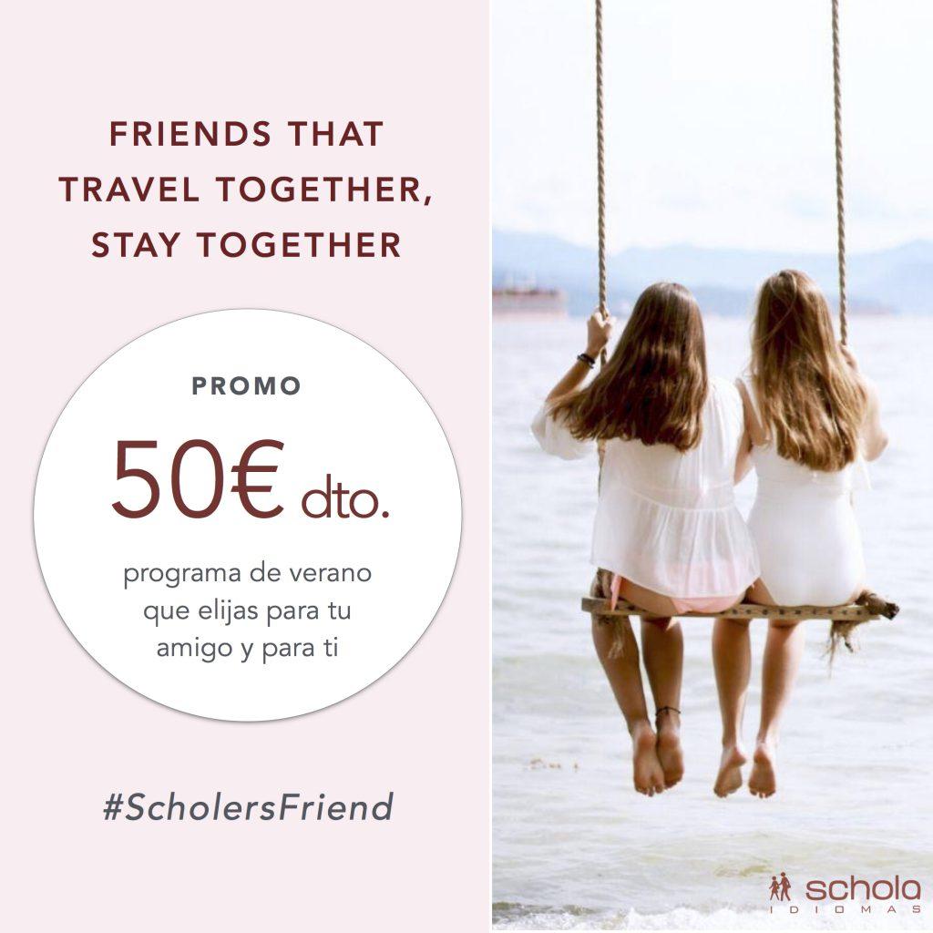 La promo de verano #ScholersFriend